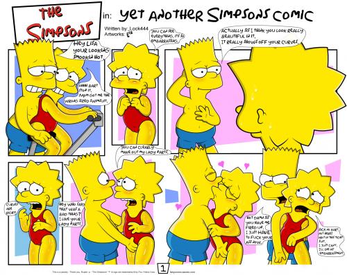 Хентай комикс симпсоны