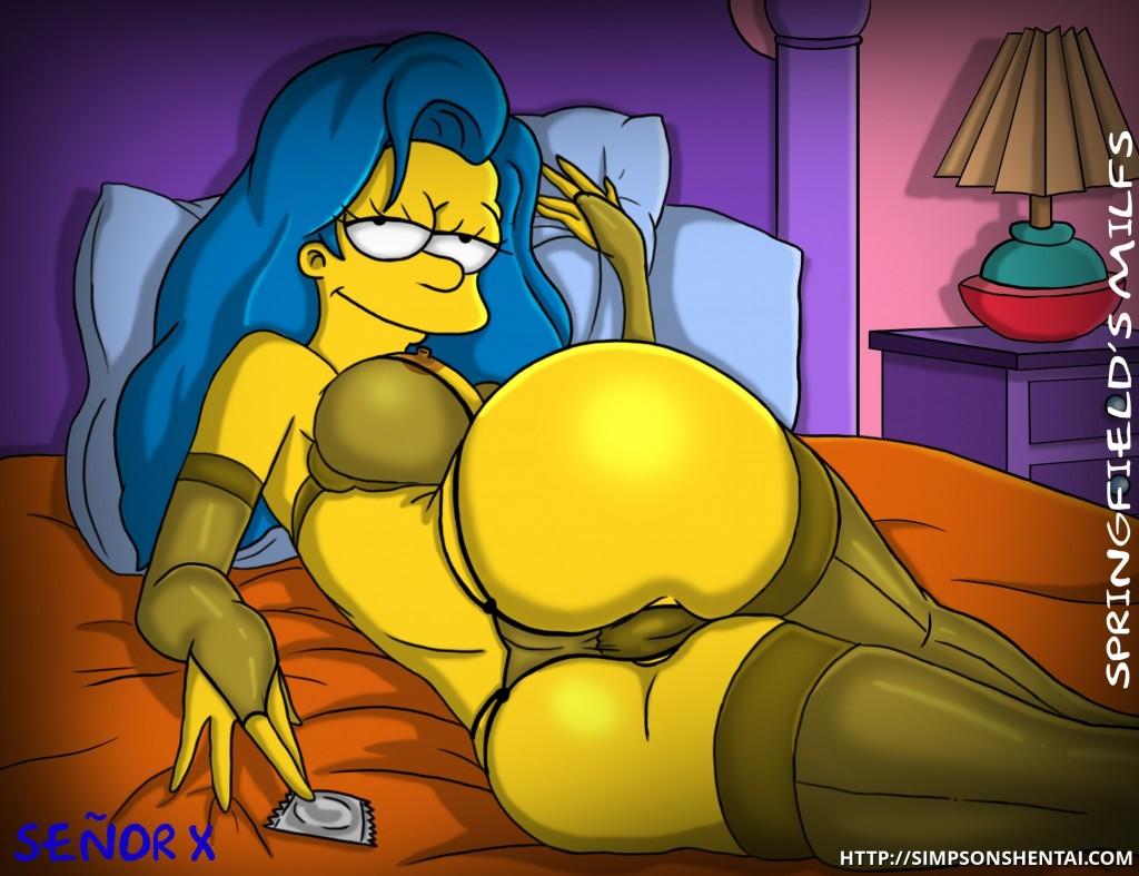 Пороно фото комиксы симпсоны 9 фотография