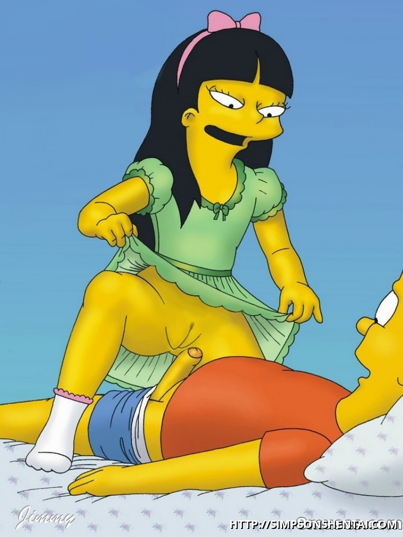 Simpsons cartoon porn