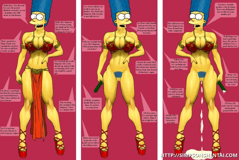 Nude The Simpsons